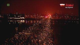 Transmisja z Marszu Niepodległości