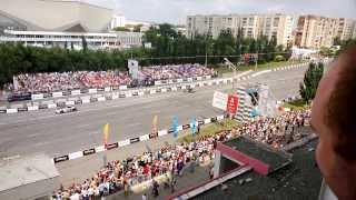 Автомобильное шоу Омск 4.08.2013