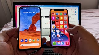 Move to iOS App - Move from Android to the new iPhone 12 iOS 14 screenshot 3