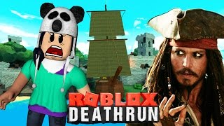 PIRATES OF THE CARIBBEAN DEATH RACE | ROBLOX (Deathrun)