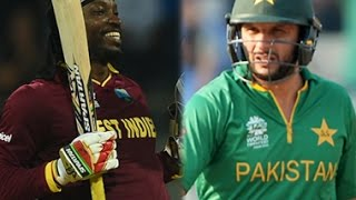 Chris Gayle vs Shahid Afridi - who's the Great by most popular videos
