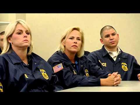 ICE Enforcement Action - Human Trafficking
