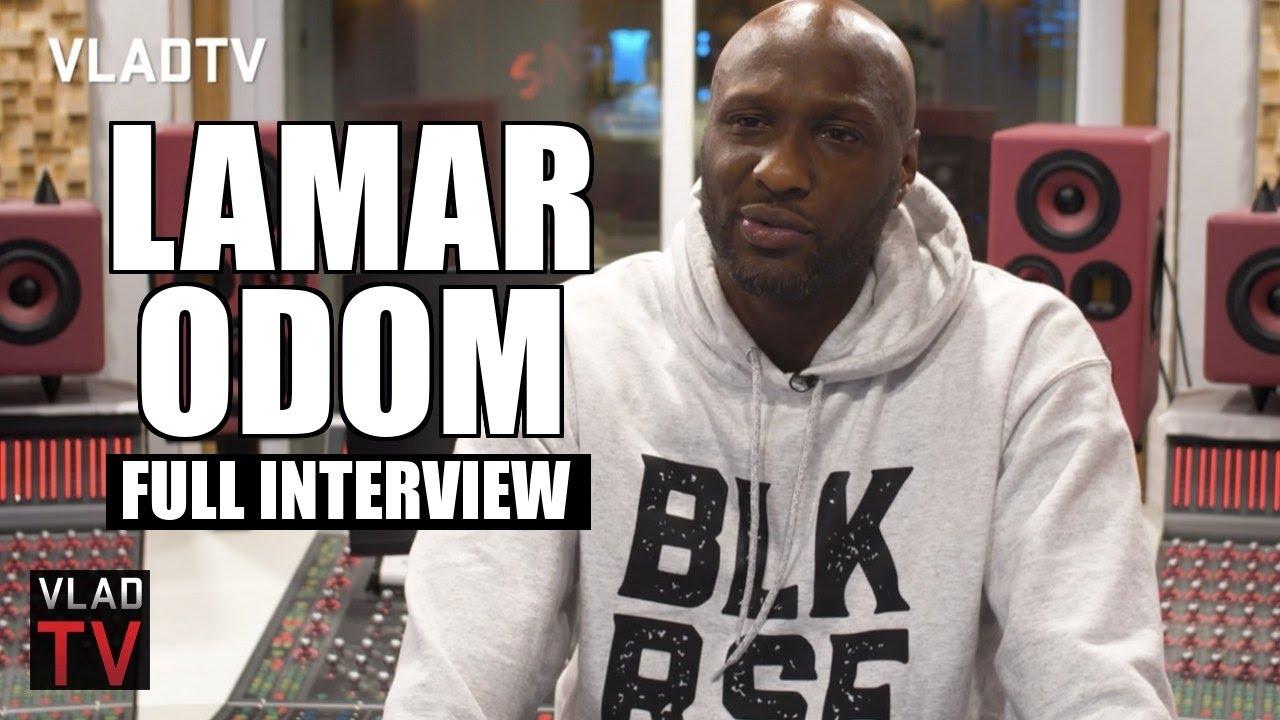 Download Lamar Odom on Kobe, Khloe, Kardashian Curse, Taraji, Aaron Carter, Master P, Drugs (Full Interview)