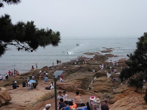 Nadajemy z Qingdao cz.1, Morze ŻółteChiny -  #132