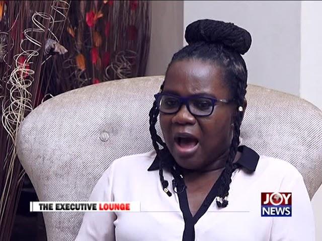 Eugenia Tachie-Menson - The Executive Lounge on JoyNews (23-4-18)