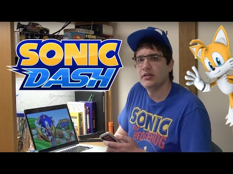 Sonic Dash (Android) - Dan the Video Game Man - Episode 7
