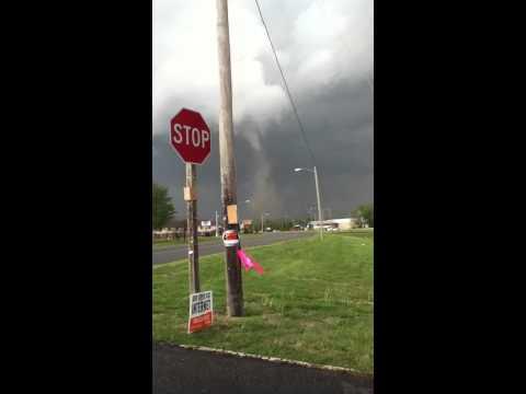 Baxter Springs Ks Tornado