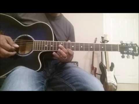 Kina Kina Timro Tashbir - Guitar Lesson