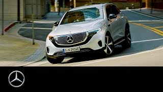 Mercedes-Benz EQC (2019): Test Drive in L.A.