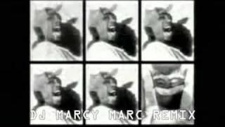 **HOT REMIX** 2Pac Ft Bad Azz - Krazy (DJ Marcy Marc Remix) **2010**