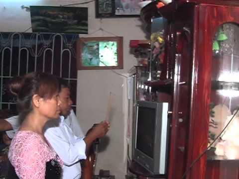 dam cuoi Vo Hai Dong- Bui Thi Diem Huong phan 1
