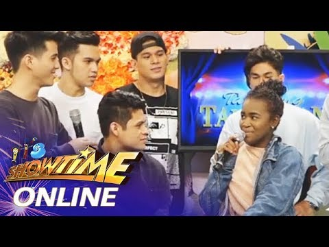 It's Showtime Online: Luzon contender Grace Alade shares something about her father