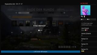 PS4-Live-Übertragung von ghost calle