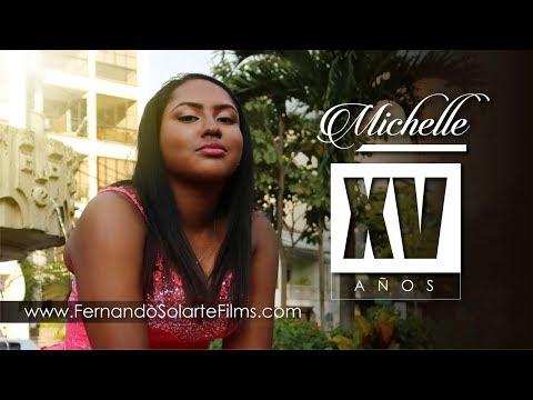 XV Años Michelle Vanesa Trailer