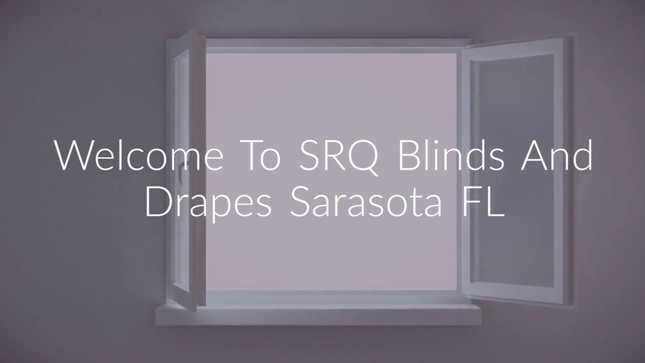 SRQ Blinds And Window Shades in Sarasota, FL