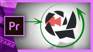 Moderne LOGO-ANIMATION, die in Adobe PREMIERE PRO | Cinecom.net