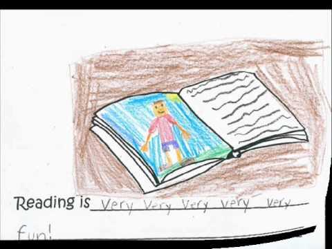 Canaseraga School: Why We Read