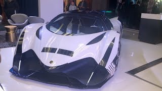 2019 Canadian International Autoshow | Vlogging | Auto Exotica Must See!!!