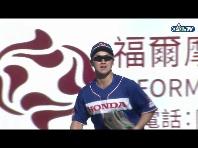 12/08 精華:日本社會人 VS 味全龍隊 (6:4)