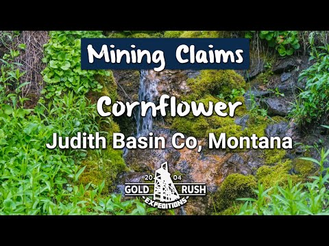 Cornflower Yogo Sapphire Mine-Mining Claims-Montana-2016- Gold Rush Expeditions, Inc.