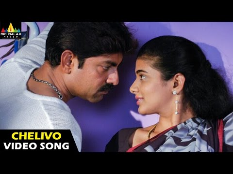 Pellaina Kothalo Songs | Chelivo Na Video Song | Jagapathi Babu, Priyamani | Sri Balaji Video