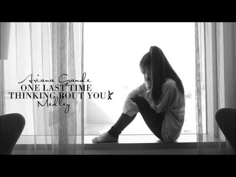 Ariana Grande - One Last Time / Thinking Bout You (Medley) [A Tribute to Manchester]