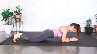 2 Min Reset // Abs, Arms, Core Strength // Chest opener