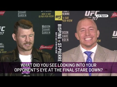 """Bisping: """"I'll take being a 6'2'' Englishman over a 5'9'' pile of French p*ss!"""""""