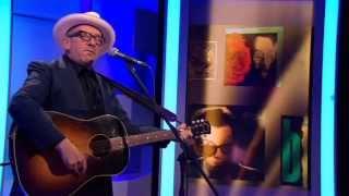 Elvis Costello When I Write The Book BBC The One Show 2015