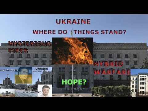 Ukraine In Review - From The Site Of The Deadly Odessa Blaze