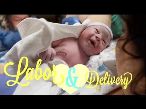 LABOR AND DELIVERY   EMOTIONAL INDUCTION   BIRTH VLOG   39 WEEKS