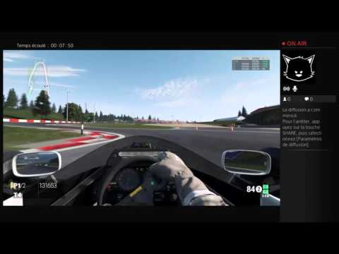 FactorMars project cars Nurburgring F1 Lotus type 98T