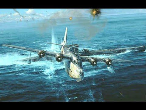 We flew Sunderlands against U-Boats