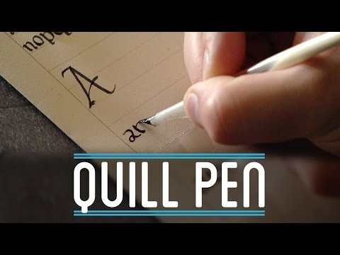 Quill Pen | How to Make Everything: Book