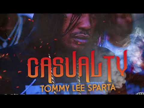 Tommy Lee Sparta - Casualty - Alkaline Diss - September 2017