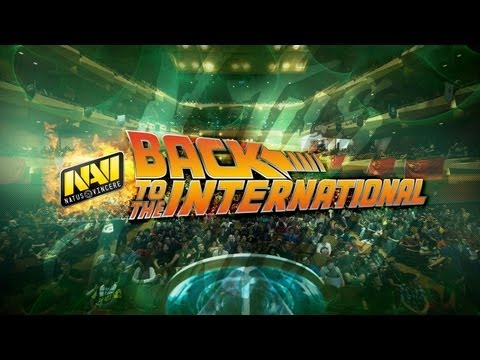 Back to The International 2013 - Dota 2 Movie