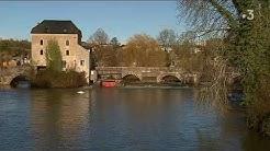 Plein Ouest : Fresnay-Sur-Sarthe, le village fortifié
