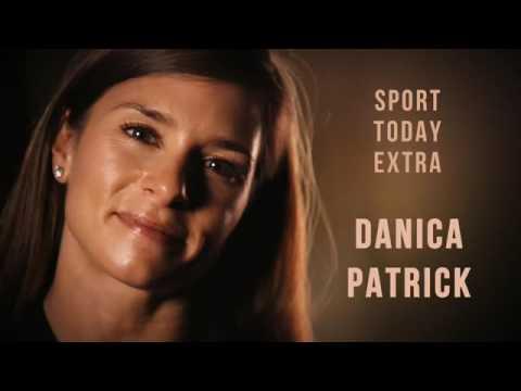 Danica Patrick NASCAR Sport Today Extra on BBC World News
