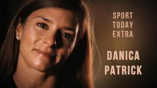 Danica Patrick NASCAR Sport Today Extra on BBC World News