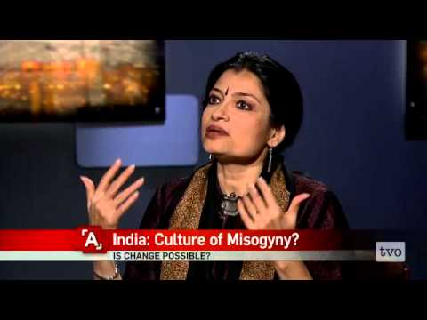 Ananya Mukherjee-Reed: India, Culture of Misogyny?