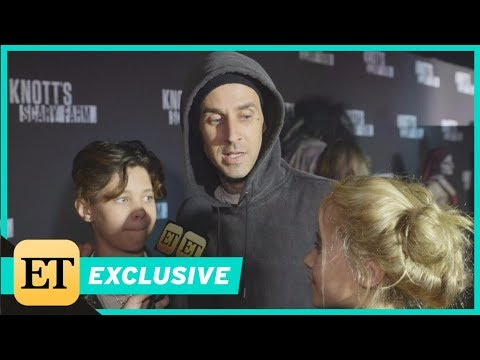 EXCLUSIVE: Travis Barker Reveals 'Rest Time' For Blink-182, Son Landon Is Ready to Be a Rapper! Mp3