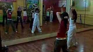 Диана - урок по R&B