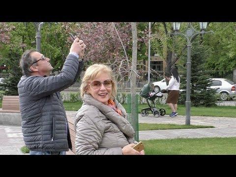 Ереван, 26.04.20, Su, 32-ой день, Едем в центр, 2 года в Ереване, Video-1.