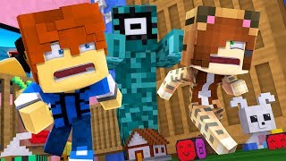 Minecraft Daycare - MONSTER AT DAYCARE !? (Minecraft Roleplay)