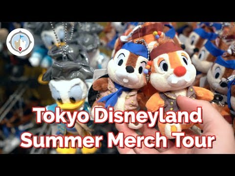 tokyo-disney-summer-2019-merchandise-tour-|-japan-shopping-guide