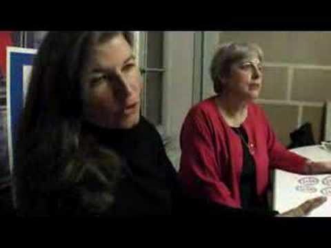Magali Orsini et Gisèle Thiévent sur les transports publics gratuits à Genève