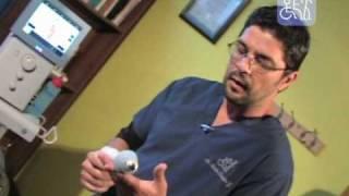 Tratamiento del espolon calcaneo con ondas de choque