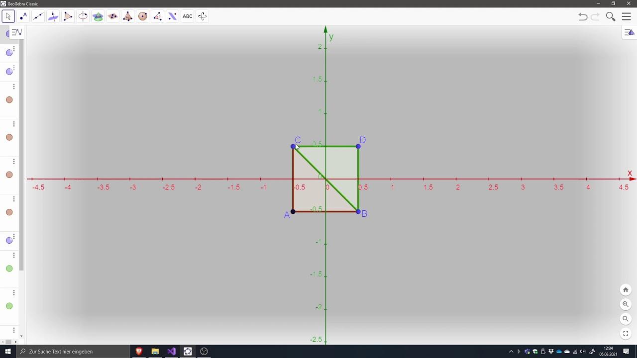 Download Computergrafik mit C# und OpenGL: 06 Quads statt Triangles