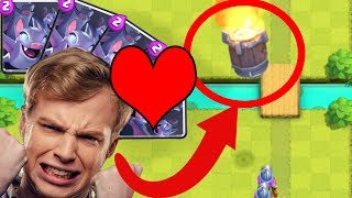 Chief Pat's ULTIMATE Rocket Moves! Clash Royale Bats Draft Challenge!