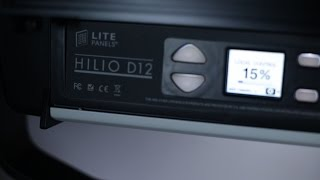 The Litepanels Hilio D12